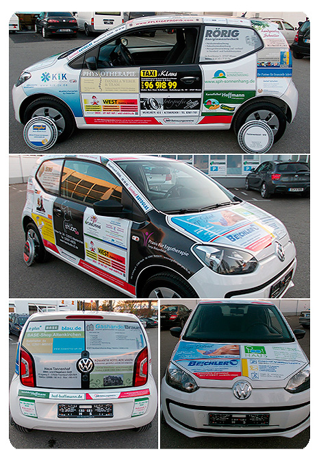 Sponsoren AWO-Fahrzeug